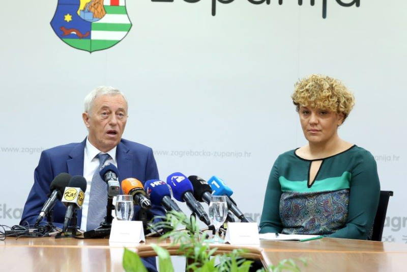 Stjepan Kožić i Mirela Katalenac