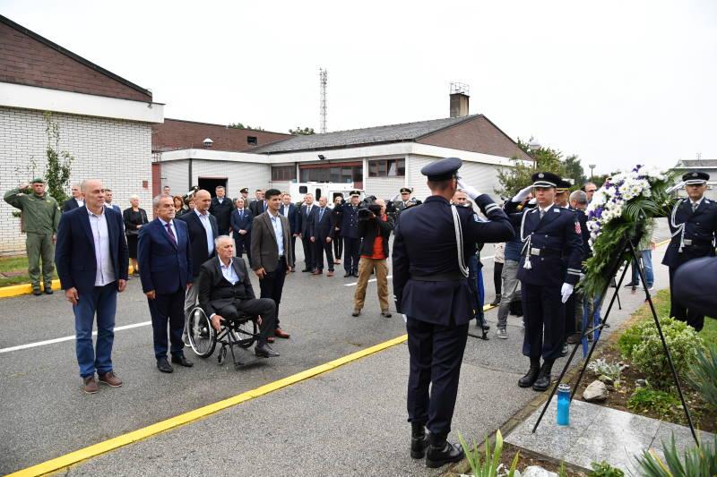 Obilježena 29. godišnjica osnivanja Antiterorističke jedinice Lučko