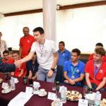 Bandić primio mlade informatičare, osvajače medalja na informatičkoj olimpijadi