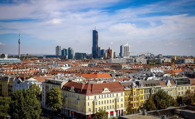 Beč drugi put zaredom proglašen najboljim gradom za život