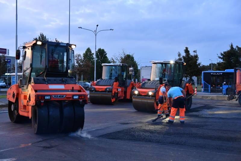 BORONGAJ: Na mjestu nekadašnje tržnice parkiralište za 200 vozila, dnevna karta 10 kuna
