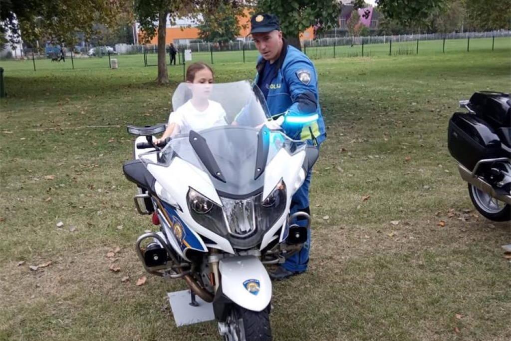 DANAS NA JARUNU: Tradicionalno druženje građana i policije, policija pokazala vještine i opremu