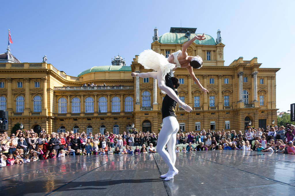 DAN OTVORENOG TRGA: U subotu bogat kulturni program na Trgu Republike Hrvatske