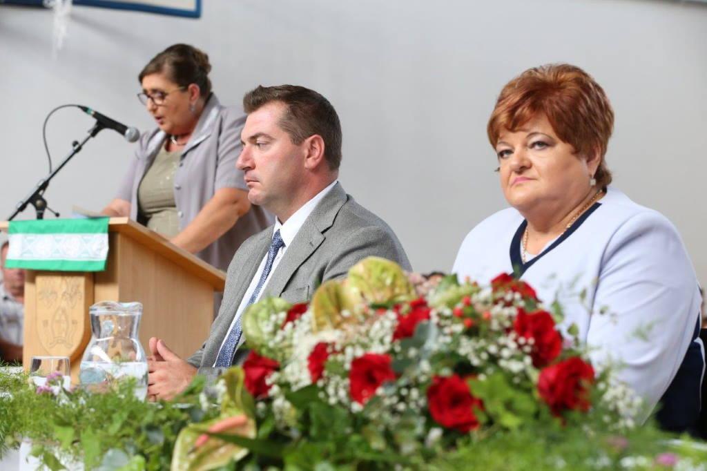 """Smiljka Bencet """"Regica"""" i Martin Sagner """"Dudek"""" proglašeni počasnim stanovnicima Općine Gradec"""