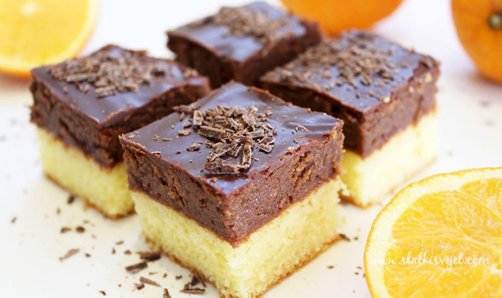 JAFFA KOCKE: Isprobajte neodoljivi spoj naranče i čokolade