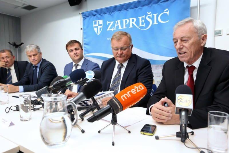Zagrebačka županija u vodoopskrbu i odvodnju ulaže više od 3 milijarde kuna