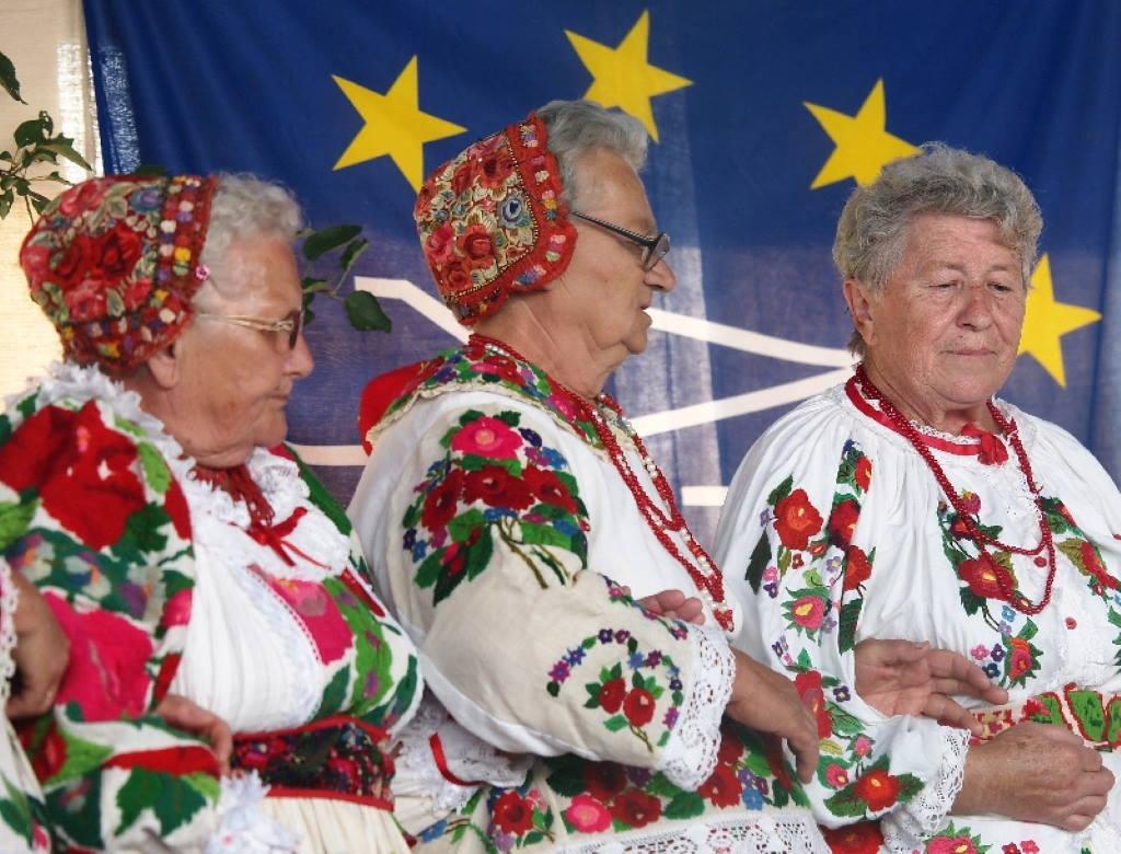 Selo Krapje na rubu u Lonjskog polja u subotu slavi - obilježavaju se Dani europske baštine