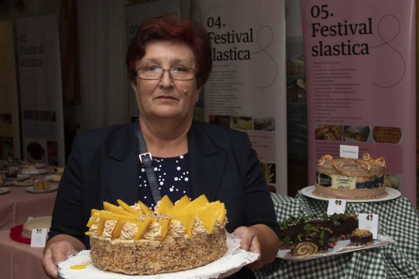 POBJEDNICA: Torta Smiljke Mihelje pomela konkurenciju na Kriškim oblizekima