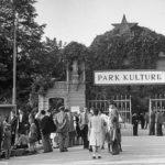 Maksimir je neko vrijeme nosio naziv Park kulture - fotografija iz 1960.