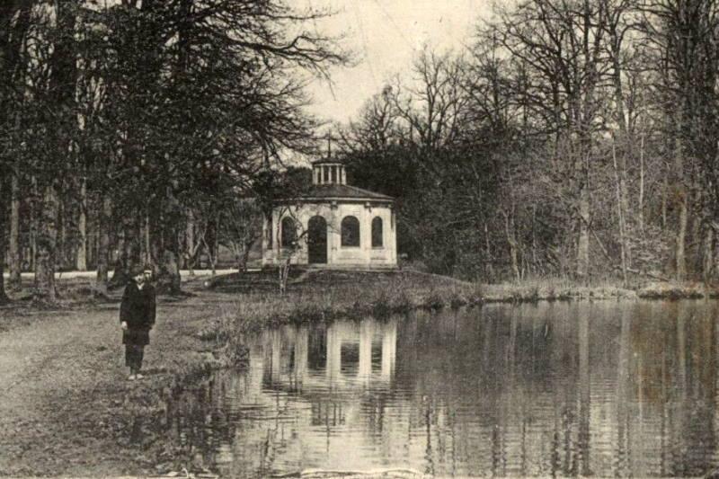 Maksimirski paviljon Jeka, 1917.