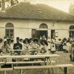 Maksimirska restauracija 1910.