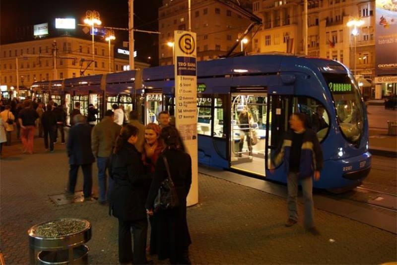 Noćni tramvaj