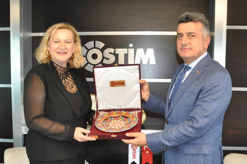 Zamjenica gradonačelnika Olivera Majić u Ankari predstavila gospodarske i infrastrukturne projekte
