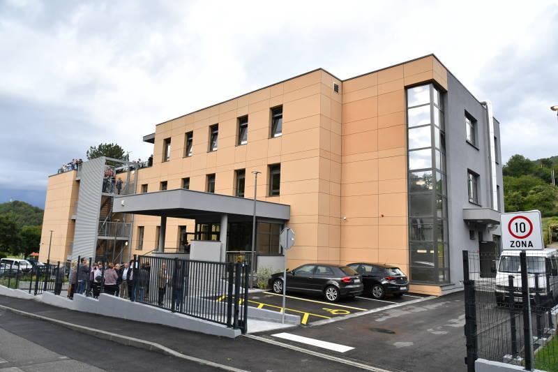 PRVI DAN NASTAVE u novim osnovnim školama u Ivanjoj Reci i Vidovcu