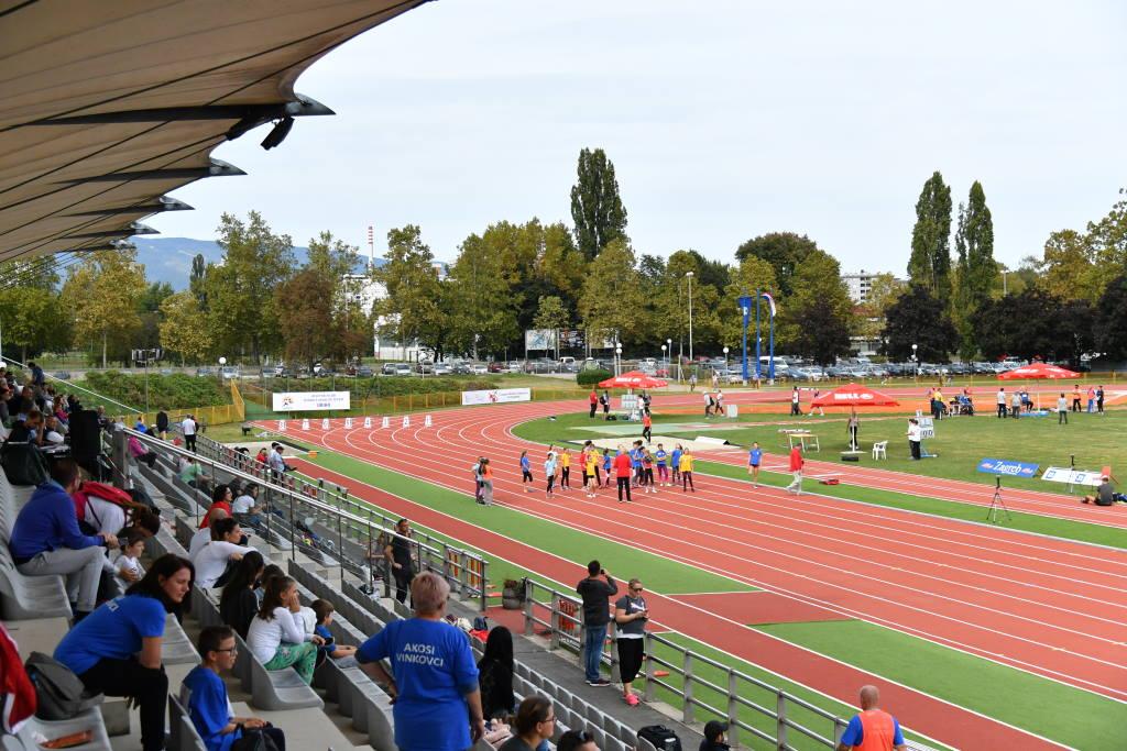 Otvoren Međunarodni paraatletski miting Zagreb Open 2019.