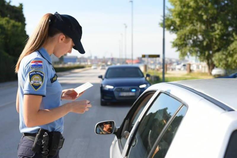 Policija - policijska kontrola