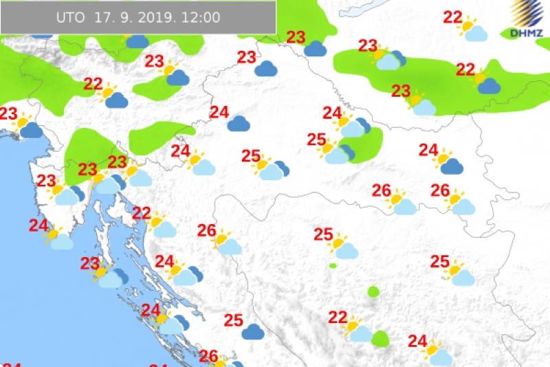 METEOROLOZI NAJAVILI PROMJENU: Dolazi kiša, grmljavina i osjetan pad temperature!