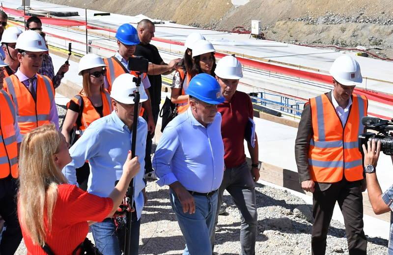 Završena I. faza radova na Rotoru, šef gradilišta otkriva što još treba napraviti