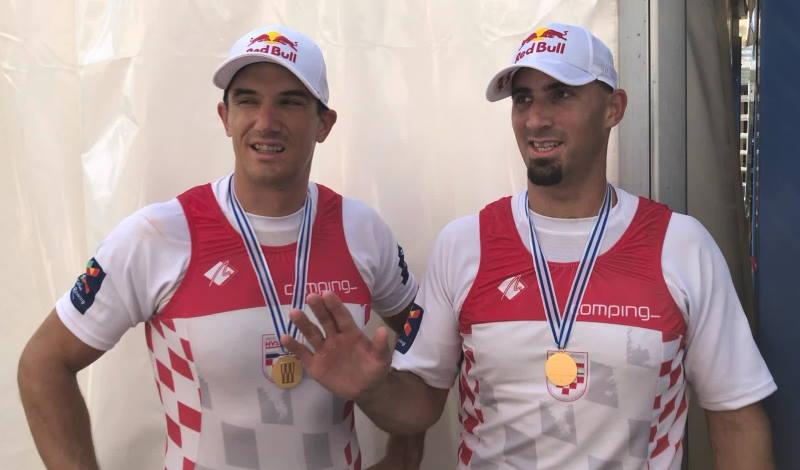 Bandić čestitao Martinu i Valentu Sinkoviću na tituli svjetskih prvaka