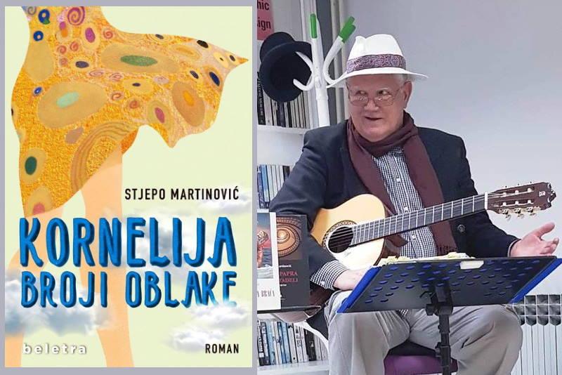 Nova knjiga Stjepe Martinovića, promocija 12. rujna u Bogovićevoj
