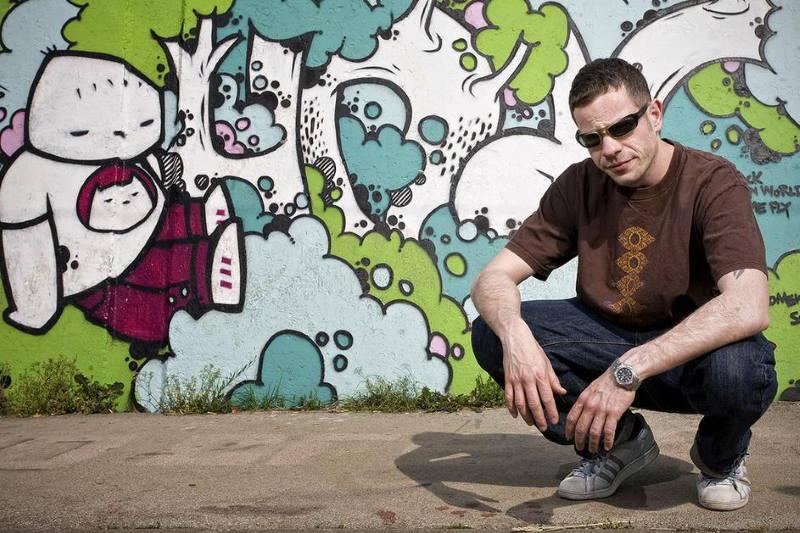 Lunar - jedan od pionira zagrebačke street art scene
