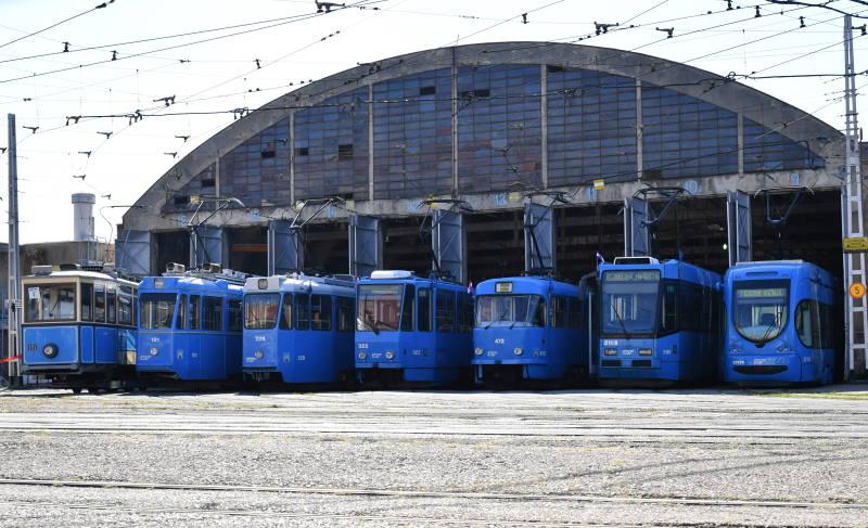 Zagrebacki Elektricni Tramvaj Proslavio 128 Godina Postojanja Zg