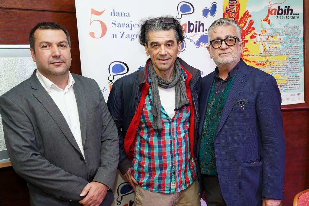 Festival Pet dana Sarajeva u Zagrebu iz godine u godinu privlači sve veći broj Zagrepčana