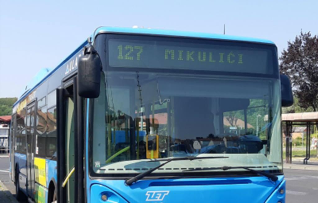 Zbog radova Mikulići u subotu bez autobusa