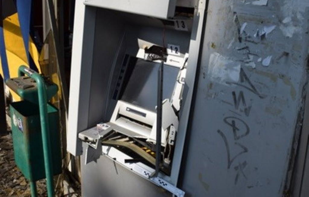 POLICIJA GA PRONAŠLA: Muškarac (54) eksplozijom raznio bankomate u Trnskom i Sigetu