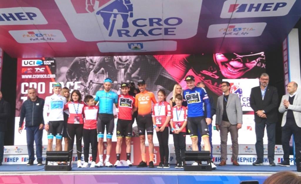 Završena utrka CRO Race: Yates ukupni pobjednik, Fedeli najbrži u Zagrebu