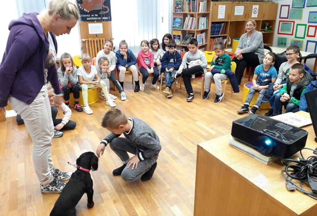 Tvrtka 'dm' podržala edukaciju 15.000 djece o odgovornoj brizi za životinje