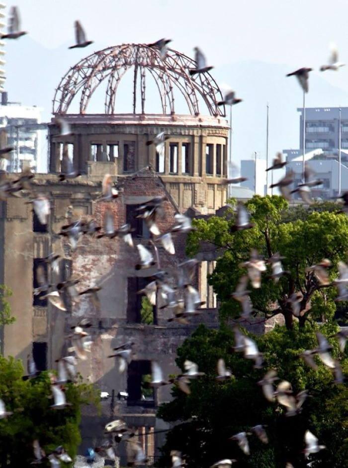 """""""Hirošima i Nagasaki – Bol i hrabrost"""" - izložba fotografija o dva grada pretvorena u prah"""