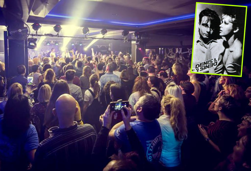 """Veliki rođendanski tulum """"Osamdesetih u Zagrebu"""" uz live nastup pop legendi Denis & Denis"""