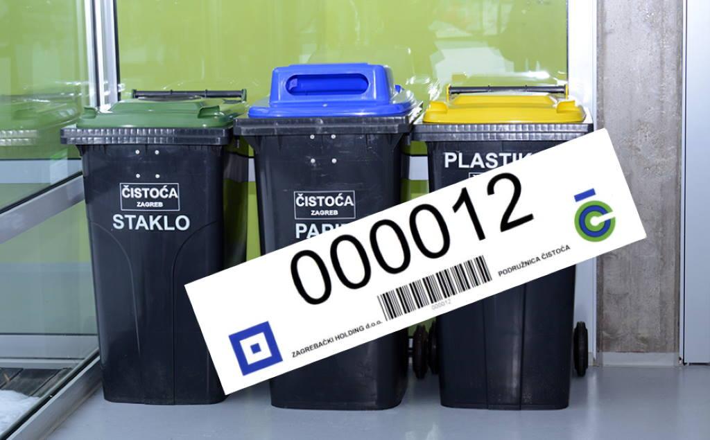 Čistoća krenula s čipiranjem spremnika! Hoće li napokon krenuti naplata prema količini otpada?
