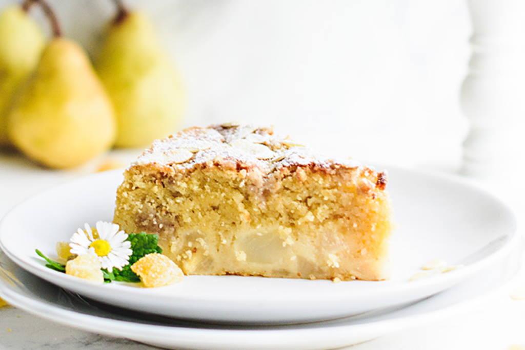 Torta od krušaka i đumbira