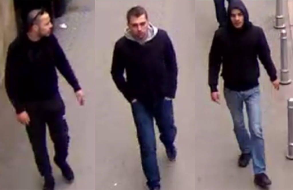 DOBRO POGLEDAJTE OVE SLIKE: Ovu trojicu zagrebačka policija traži zbog razbojništva