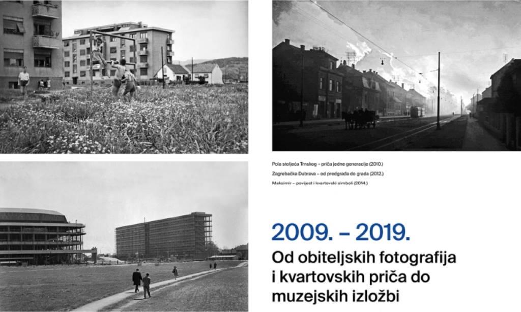 Deset godina projekta Zagrebački kvartovi Muzeja grada Zagreba