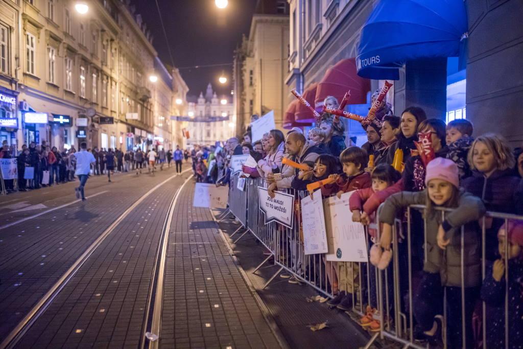 Posebna regulacija prometa za vrijeme održavanja gradske utrke Zagrebački noćni cener