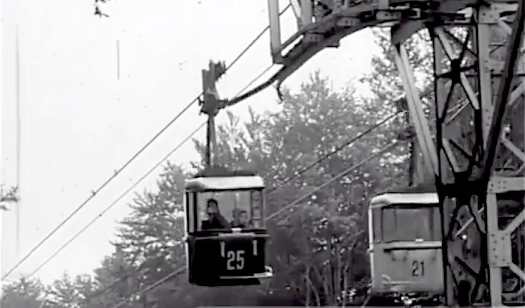 VIDEO: Pogledajte kako je vozila stara sljemenska žičara! Mnoge će ovo vratiti u lijepe dane djetinjstva...