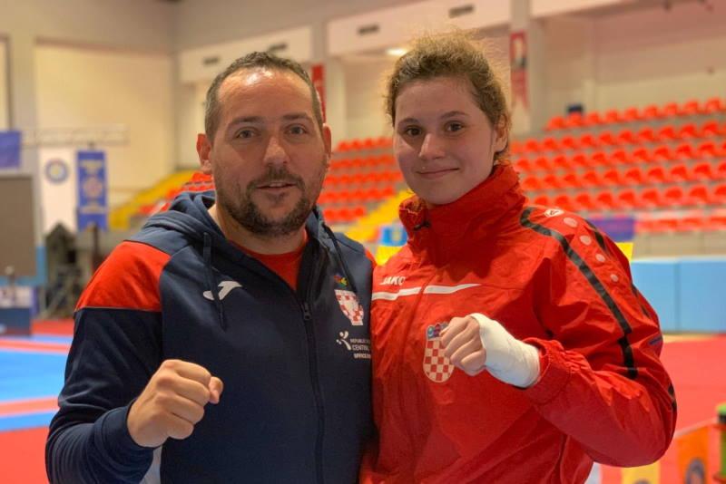 Matea Kolovrat je europska prvakinja u  taekwondou!