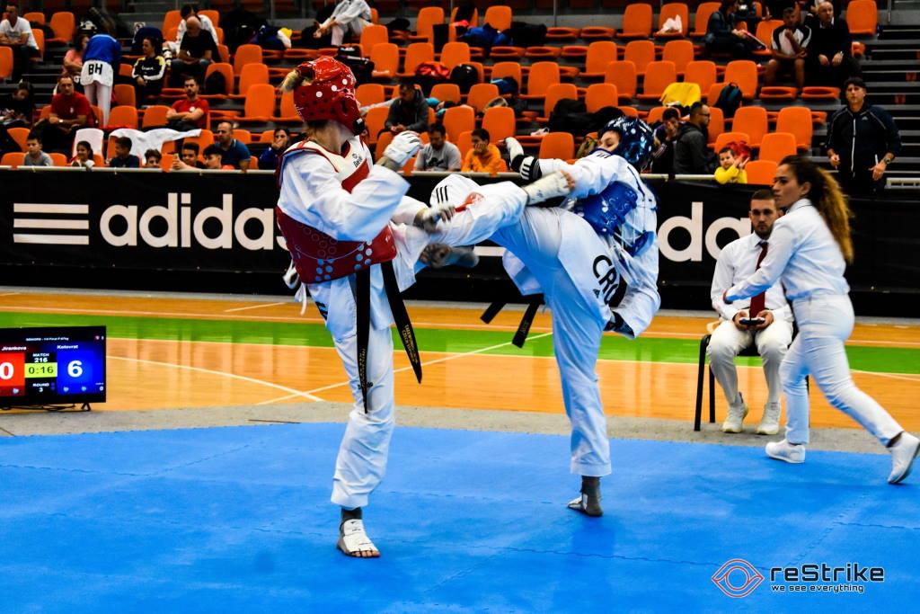 Matea Kolovrat predstavlja Hrvatsku na Europskom prvenstvu u taekwondou za gluhe