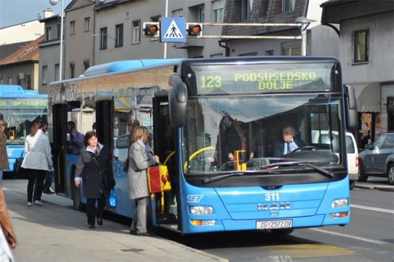 Autobusna linija 123 (Črnomerec - Podsusedsko Dolje)