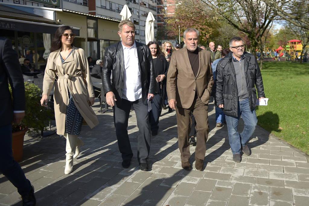ŠPANSKO: Završeni radovi na sanaciji Trga Ivana Kukuljevića