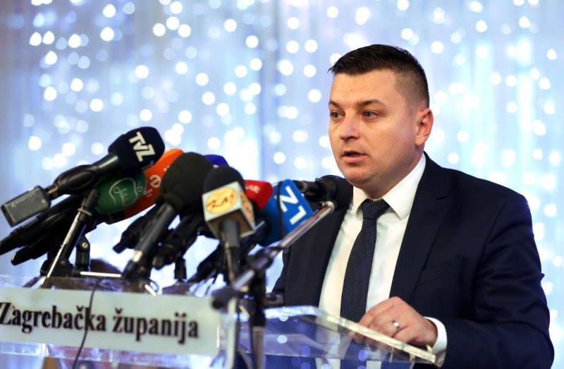 Mato Čičak (HDZ) novi je predsjednik Županijske skupštine Zagrebačke županije