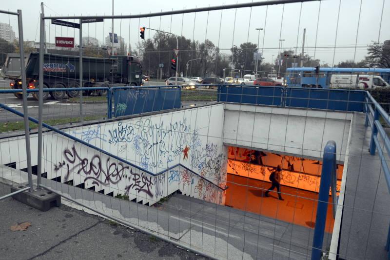 Počinje obnova pothodnika u Novom Zagrebu