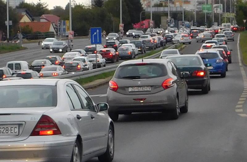 Promet - gužva