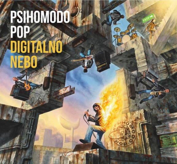 Psihomodo pop: Digitalno nebo