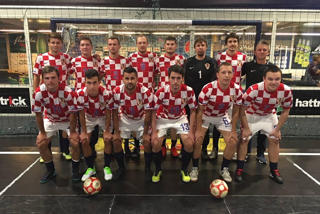 Počinje Svjetsko prvenstvo u futsalu za gluhe, hrvatska reprezentacija prvu utakmicu igra u petak