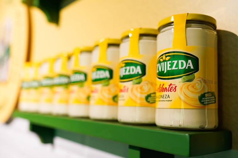 Znate li da se Zvijezda majoneza proizvodi već 60 godina, čitavo vrijeme po istom receptu?