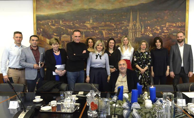 Počinje snimanje dokumentarca o Zagrebu koji će prikazati televizija sa 700.000 pretplatnika